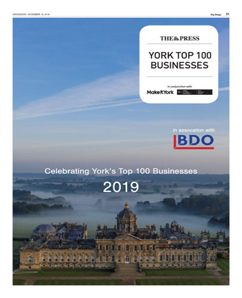 Top 100 Businesses